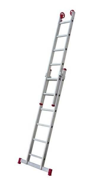 Escada articulada 4x4 menor preço