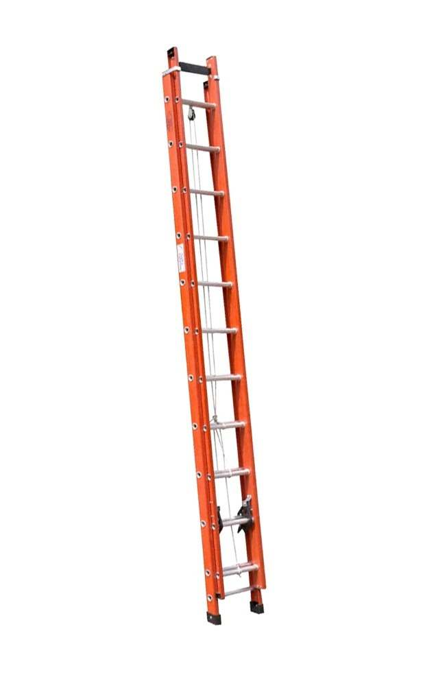 Escada de fibra de carbono para eletricista