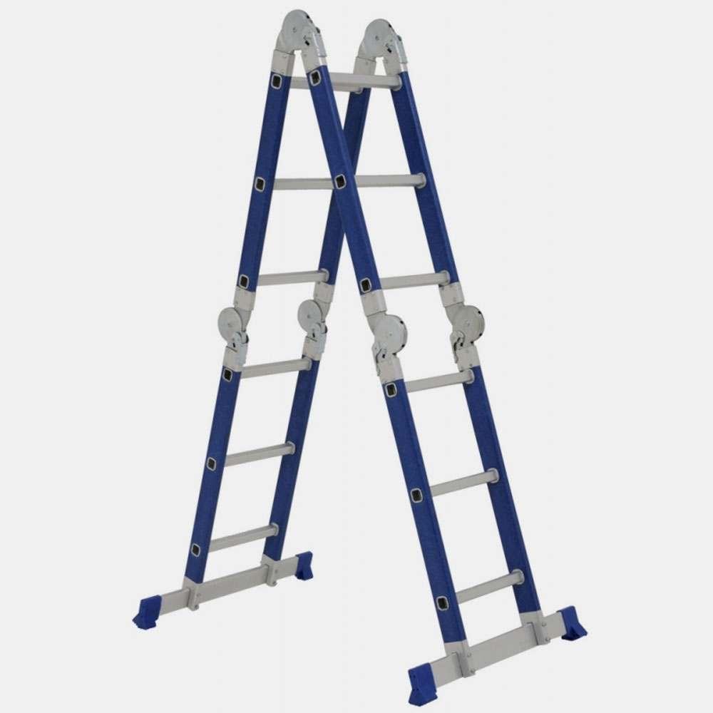 Escada de fibra extensível 7 20m