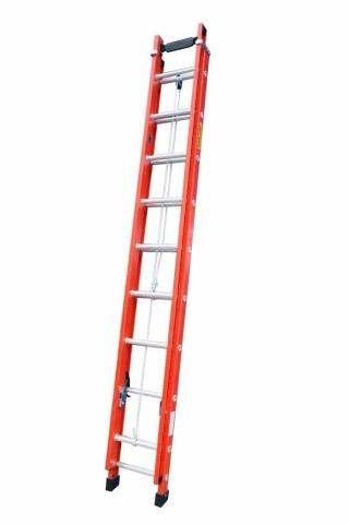 Escada de fibra 8 degraus