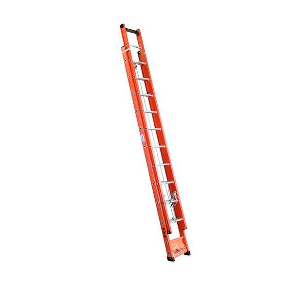 Escada de fibra eletricista